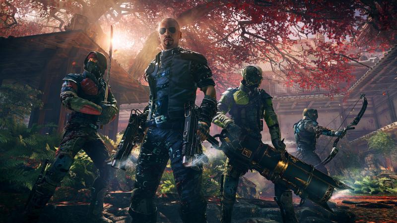 Shadow Warrior 2 - teamwerk