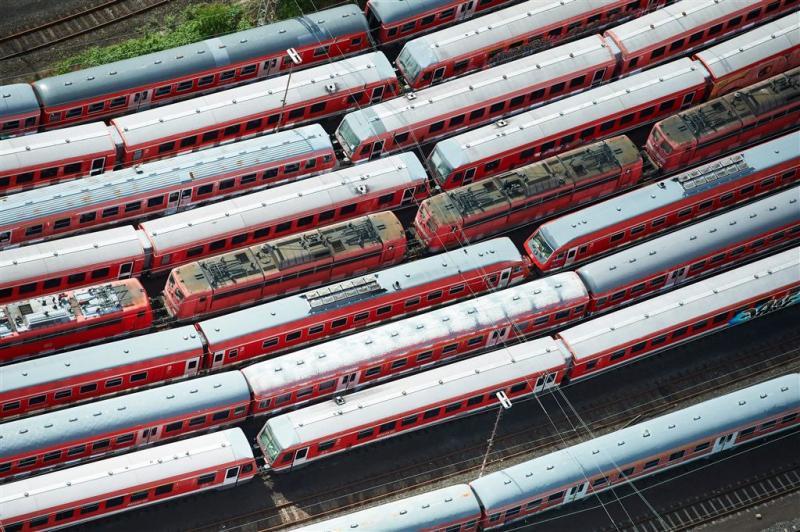 Duitse spoor wil pepperspray tegen agressie