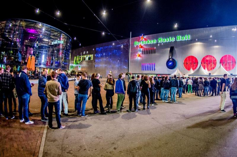 Heineken Music Hall wordt AFAS Live