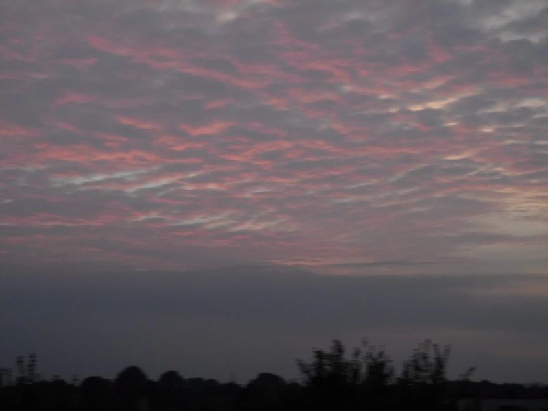 Wolken in Alkmaar (Foto: DJMO)