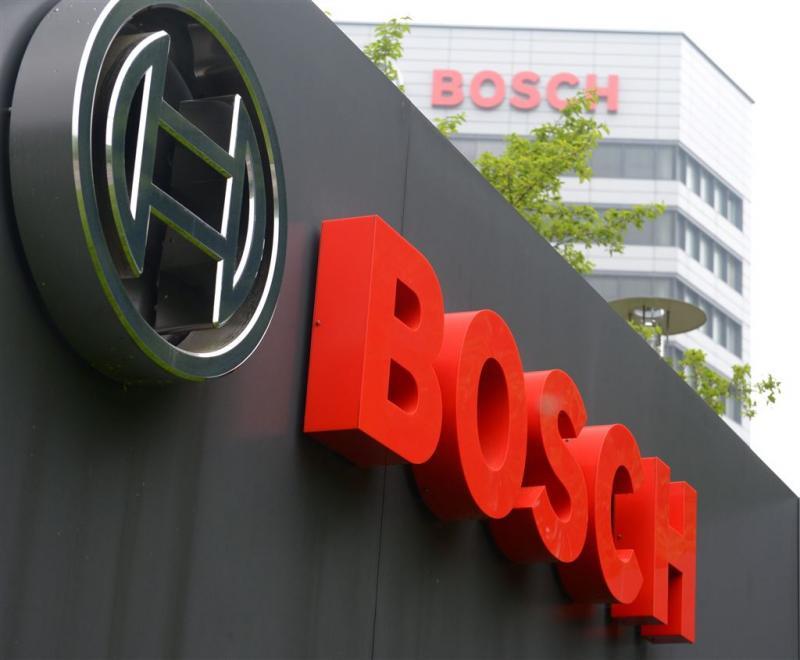 'Justitie VS onderzoekt dieselfraude Bosch'