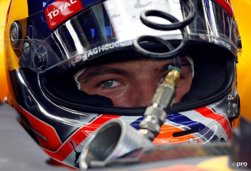 Volgens Verstappen was 6e het best mogelijke resultaat