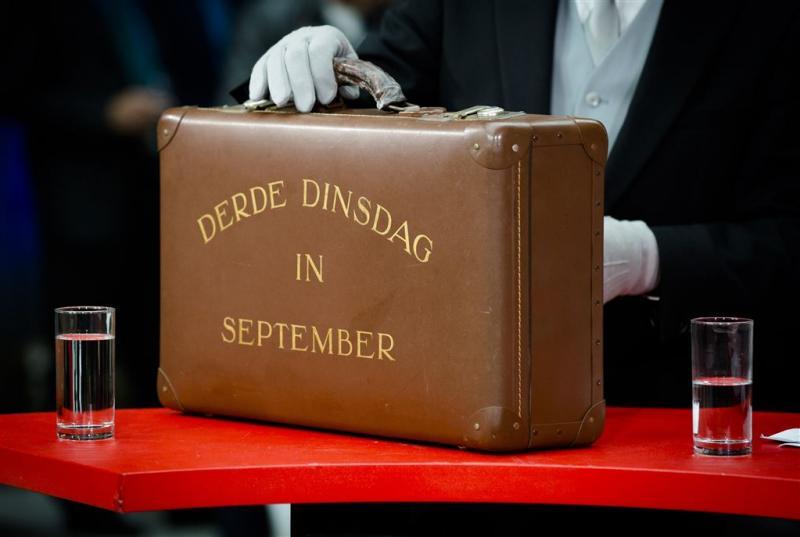 VVD en PvdA delen uit op Prinsjesdag