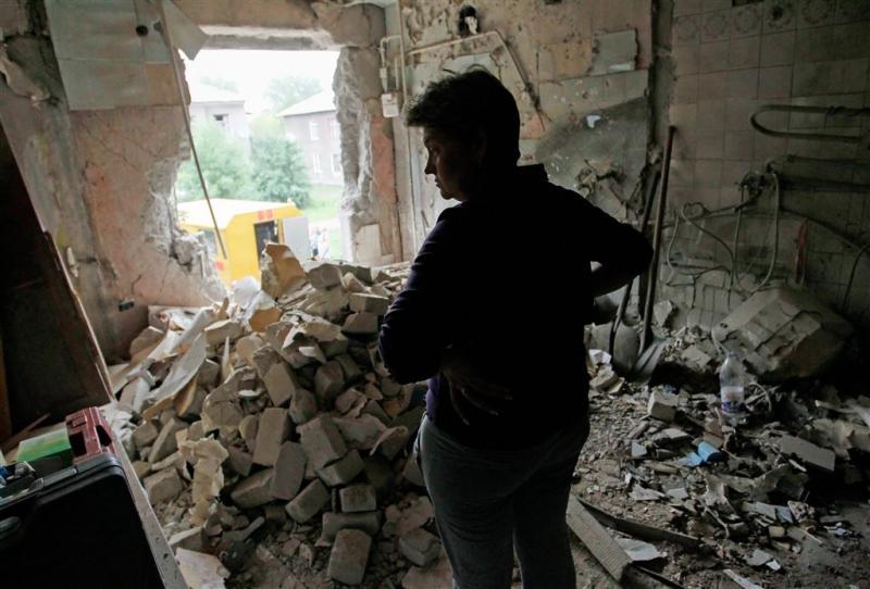 Luchtaanval op Aleppo