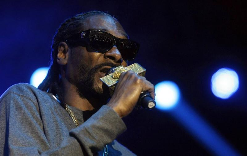 Speciale award voor rapper Snoop Dogg