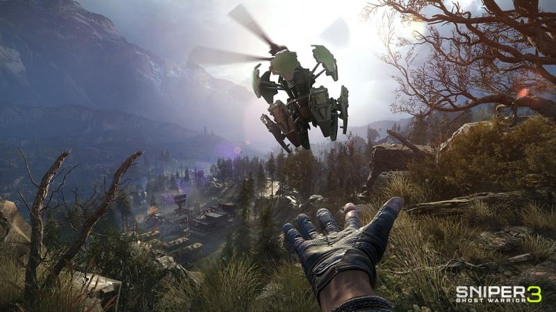 Sniper: Ghost Warrior 3 - Drone
