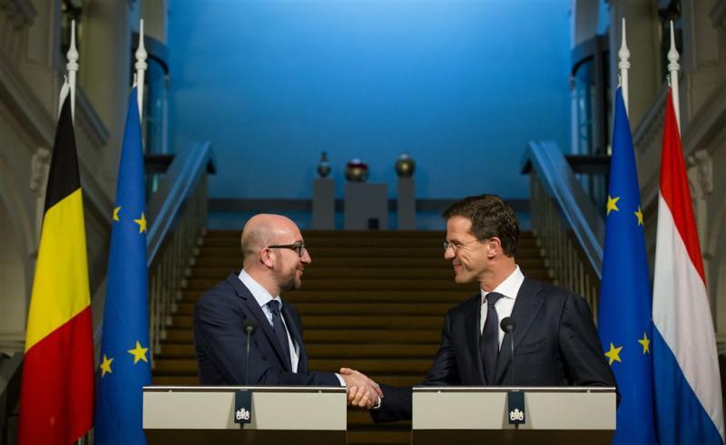 'België en Nederland kopen samen fregatten'