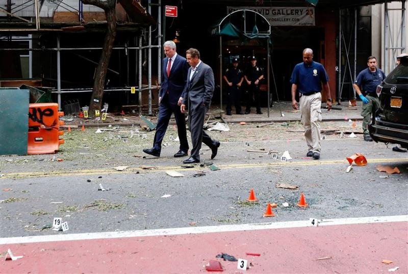 'Verdachte New York geen terrorist'