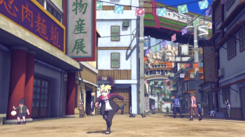 Naruto Shippuden: Ultimate Ninja Storm 4 - Road to Boruto (Foto: Bandai Namco)
