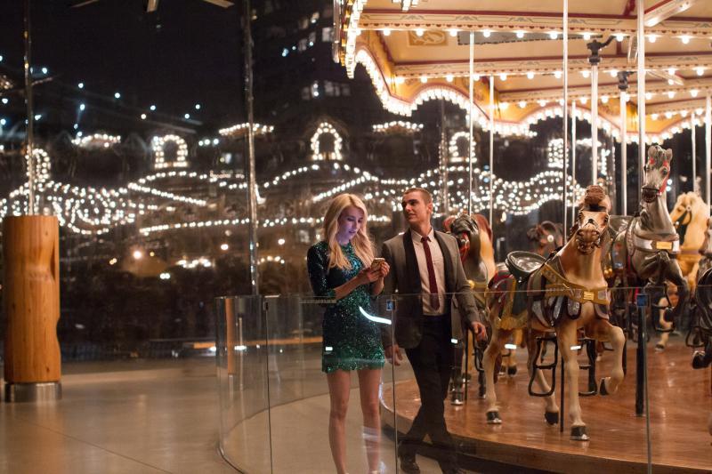 Nerve: Emma Roberts en Dave Franco