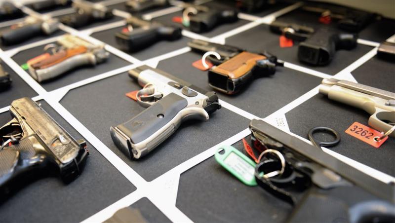 Noorse politie neemt duizend wapens in beslag