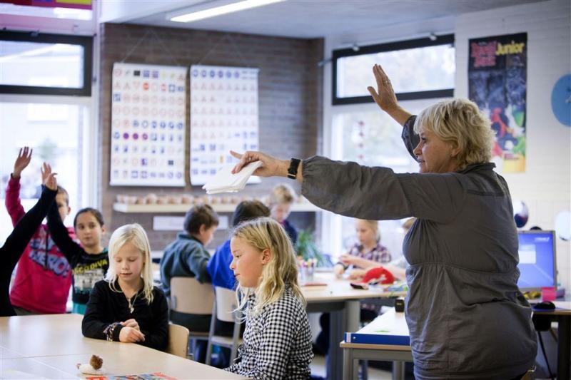Steeds minder scholieren op basisscholen
