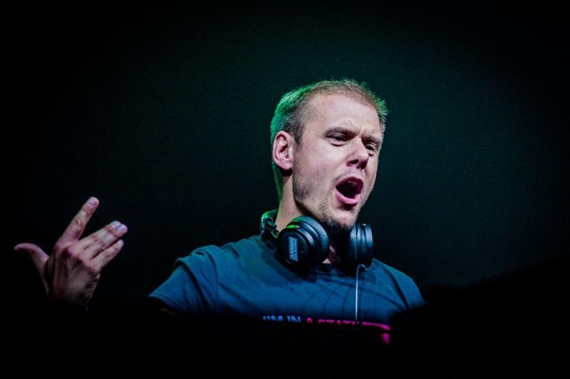 Ook Armin van Buuren en Martin Solveig op ADE