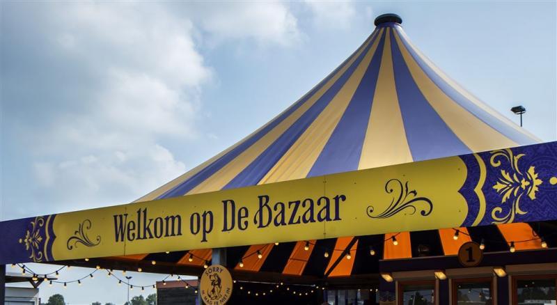 Einde onderzoek merkenfraude Bazaar Beverwijk