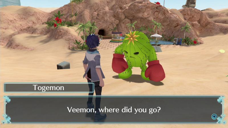 Digimon World: New Order (Foto: Bandai Namco)