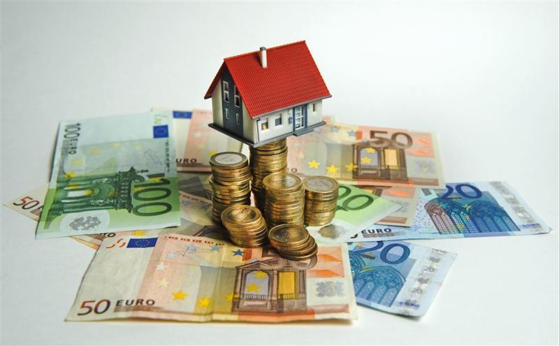Huizenprijzen stevig in de lift