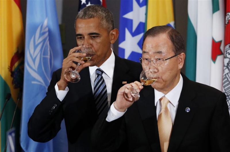 Obama bekritiseert houding Rusland over Syrië