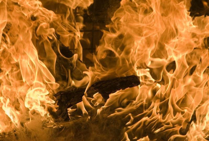 Winkelcentrum Leiderdorp dicht na brand