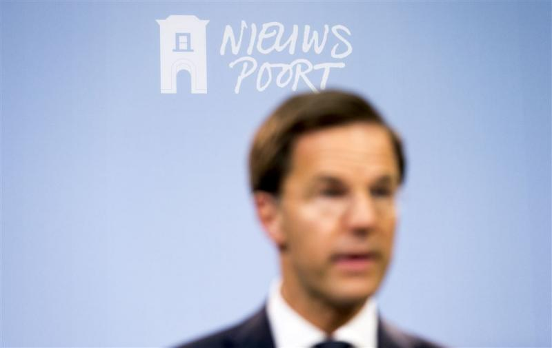 Rutte noemt wietplan 'tikje naïef'