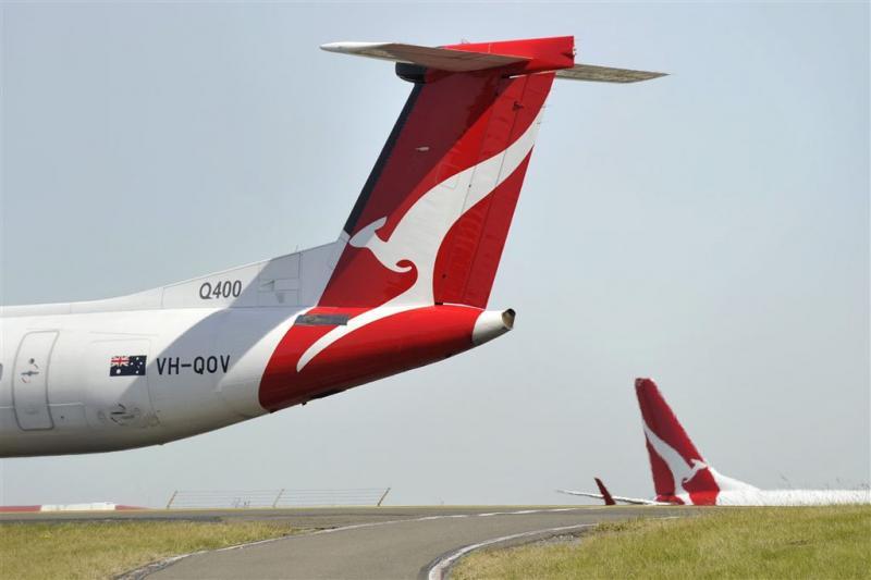 Spoedontruiming Australische Fokker-100