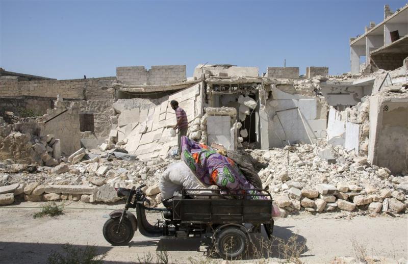 'Ruim 180 doden sinds einde bestand Aleppo'