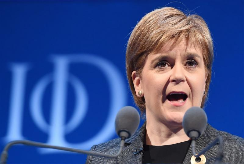Referendum Schotland 'nog steeds optie'