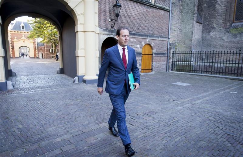 Minister wil geen felicitaties van Henk Krol