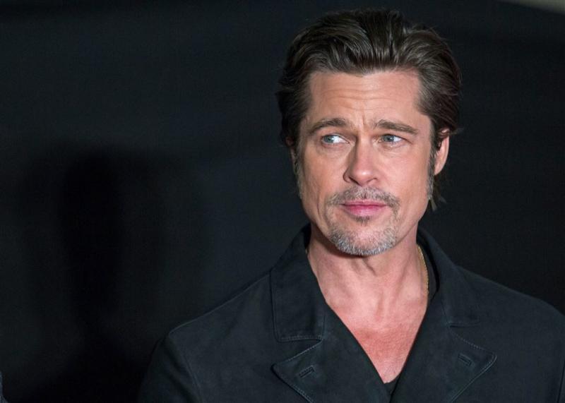 Brad Pitt zegt première af
