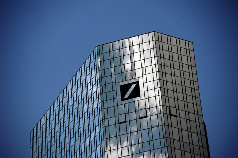 'Steunplan voor Deutsche Bank in de maak'