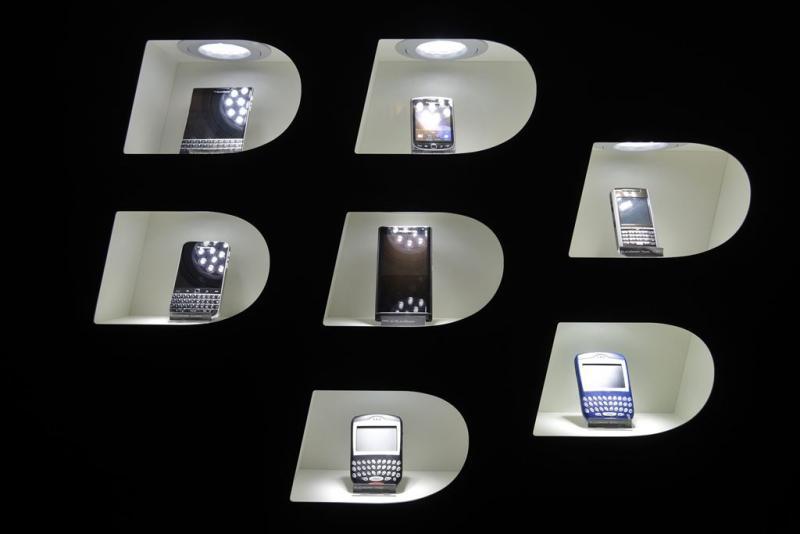 Nieuwe focus BlackBerry nog geen goudmijn