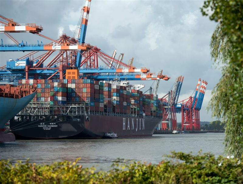 Rechter overweegt verkoop rederij Hanjin