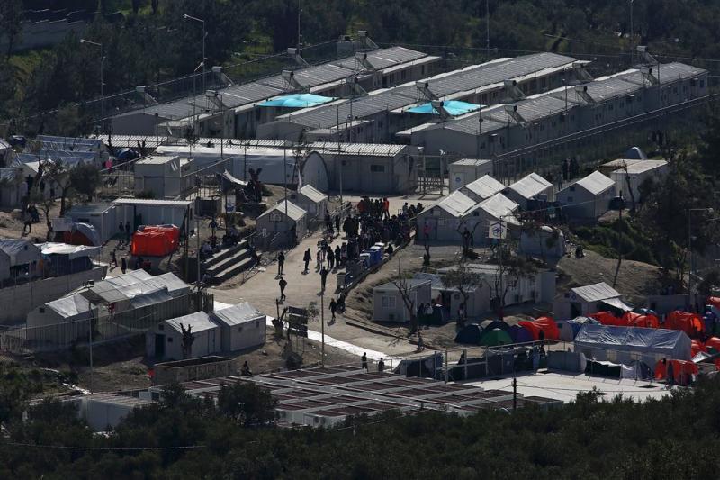 Griekenland wil vluchtelingen naar vasteland