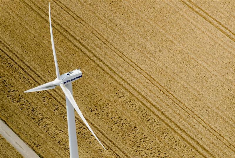 30 procent meer energie uit windmolens