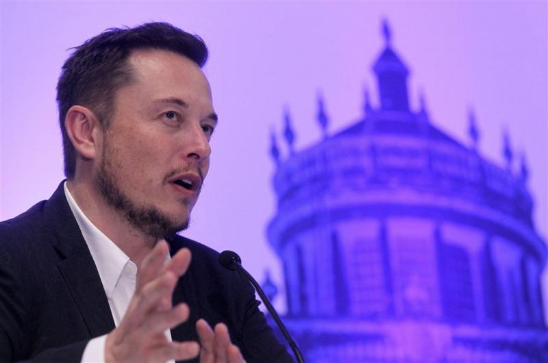 Musk droomt van kolonie op Mars