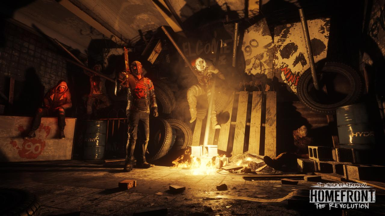 Homefront The Revolution: Voice of Freedom