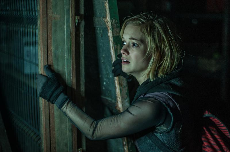 Don't Breathe: Jane Levy