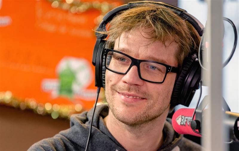 'Giel Beelen krijgt avondshow in het weekend'