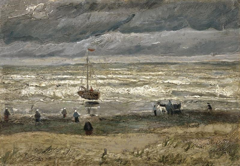 Gestolen werk Van Gogh was bij maffiabende