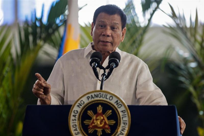 Duterte vergelijkt zichzelf met Hitler