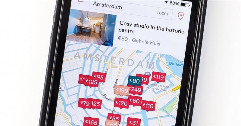 Airbnb schrapt verhuurster om discriminatie
