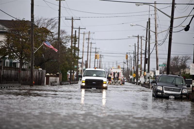 Orkaan Matthew zwaarste sinds Sandy