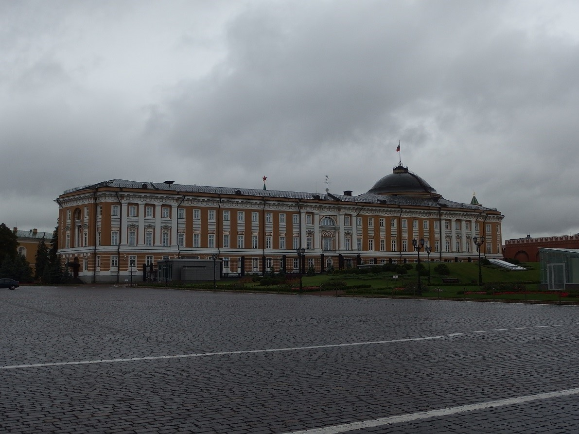 Blind_Guardian is vorig jaar op reis in Rusland geweest en fotografeerde het werkpaleis van Vladimir Poetin