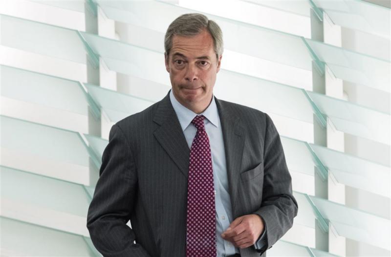'Trump krijgt debatcoaching van Farage'