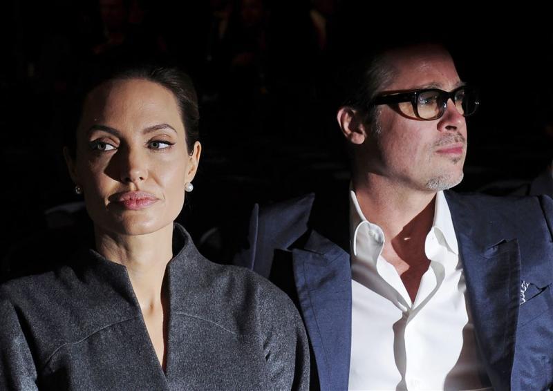 'Angelina wil Brad niet laten vervolgen'