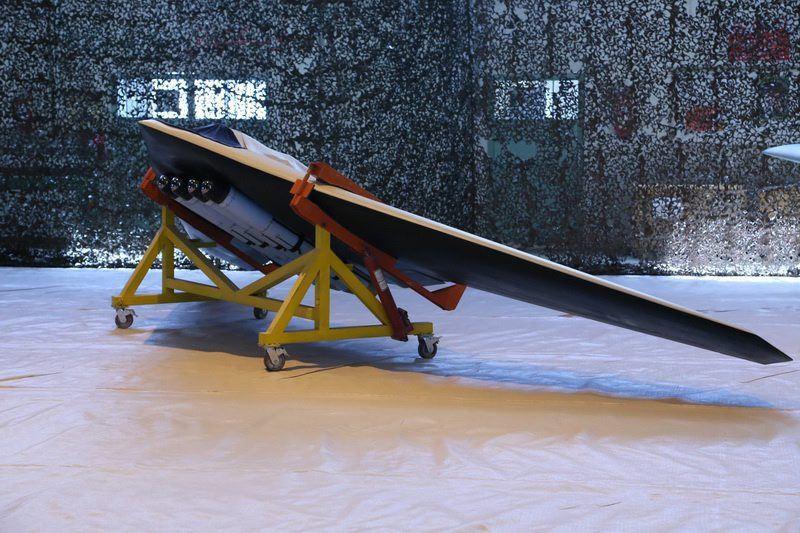 Iran maakt Amerikaanse drone na