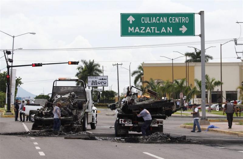 Zonen 'El Chapo' mogelijk achter hinderlaag