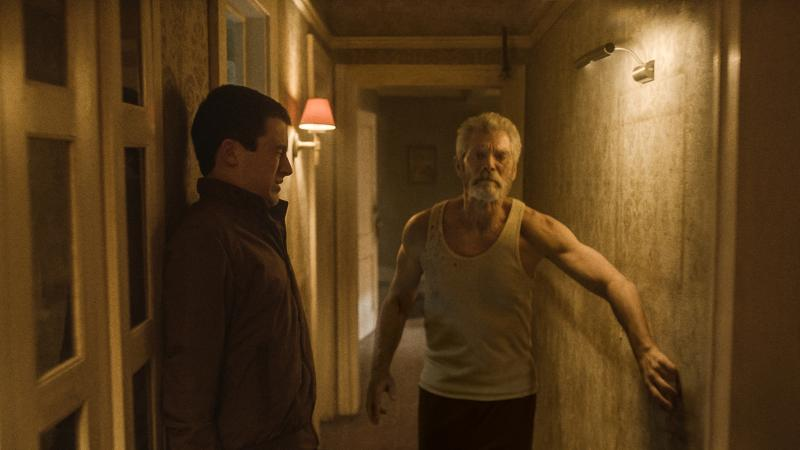 Don't Breathe: Dylan Minnette