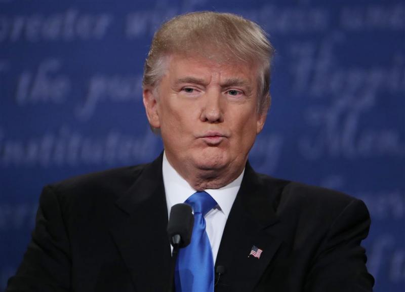 'Trump kon verlies 18 jaar aftrekken'