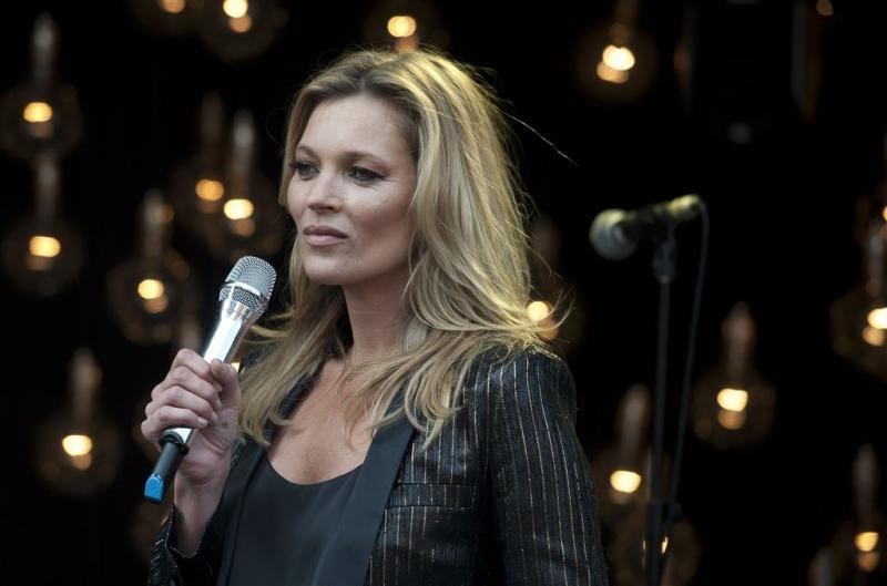 'Kate Moss regelt scheiding zonder rechter'