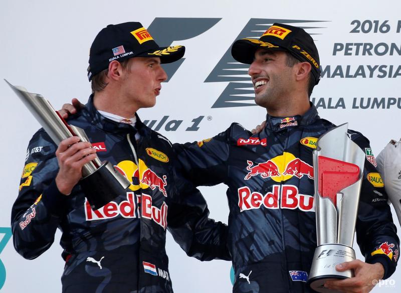 Red Bull-baas Marko vol lof over beide coureurs